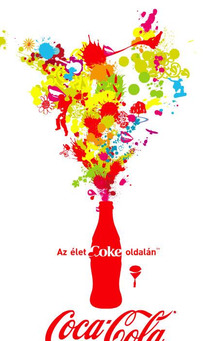 coke pályázat