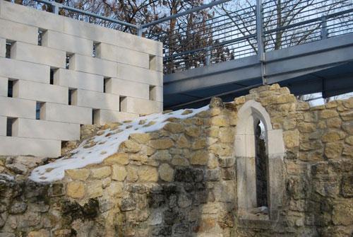 Domonkos-rendi zárda, apácakolostor