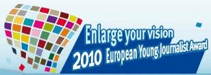 europai fiatal ujsagiroi díj 2010