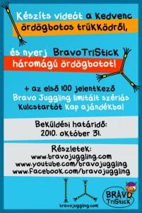 Bravo Tristick versenyfelhívás