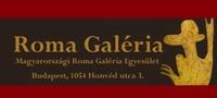 Roma Galéria pályázat