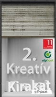 Kreatív kirakat pályázat