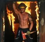Az év tűzoltója 2010