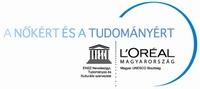 L'Oreal_Unesco ösztöndíj