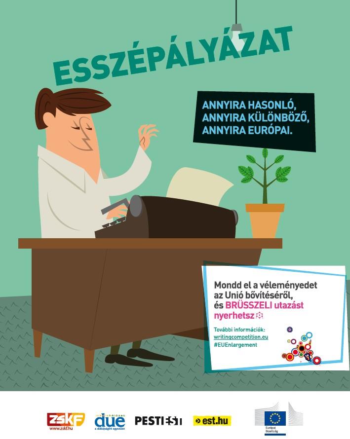 Esszepalyazat_plakat