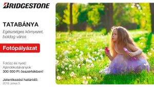 Tatabánya Bridgestone fotópályázat